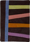 Abstract Contemporary Textile Painting / Art Quilt - ACEO #12 ©2008 Lisa Call
