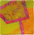 Abstract Contemporary Textile Painting / Art Quilt - Portals #25 ©2013 Lisa Call