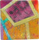Abstract Contemporary Textile Painting / Art Quilt - Portals #30 ©Lisa Call