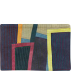 Abstract Contemporary Textile Painting / Art Quilt - Postcards from New York #2 ©2012 Lisa Call