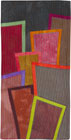 Abstract Contemporary Textile Painting / Art Quilt - Postcards from New York #20 ©2012 Lisa Call