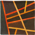 Abstract Contemporary Textile Painting / Art Quilt - Postcards from Thailand #8 Lisa Call
