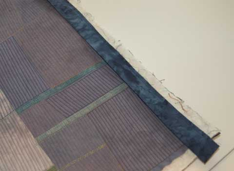 How to Attach a Quilt Binding