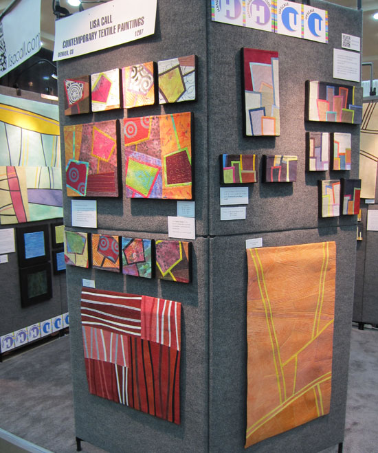 ACC Baltimore - My Booth - 2013 ©Lisa Call