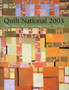 Quilt National 2003 Catalog